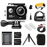 UKSoku Action Kamera WIFI Sport Action Cam 4K Ultra HD