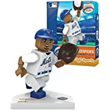 MLB San Francisco Giants New York Mets Yoenis Cespedes Limited Edition Minifigure, Small, White