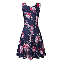 NEEDRA Dress! Women Off The Shoulder Boho Dress Lady Beach Summer Sundrss Maxi Dress