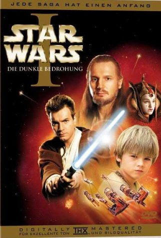 Star Wars: Episode I - Die dunkle Bedrohung (2 (Episode Wars Star Zwei)