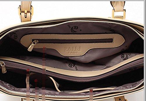 Signore moda borse/Borsa grande/borsa a tracolla Incline/Pacchetto semplice in Europa e America-A A