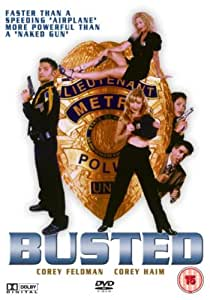 Busted [DVD]