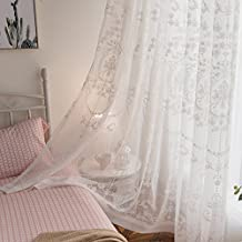 Tende In Pizzo Per Camera Da Letto.Amazon It Tende Di Pizzo