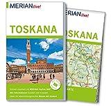 MERIAN live! Reiseführer Toskana: Mit Extra-Karte zum Herausnehmen - Max Fleschhut