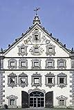 Artland Qualitätsbilder I Wandtattoo Wandsticker Wandaufkleber 40 x 60 cm Architektur Gebäude Foto Weiß C0VZ Ravensburg