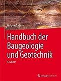 Handbuch der Baugeologie und Geotechnik - Wolfgang Dachroth