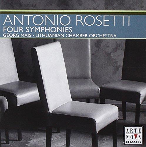 four-symphonies