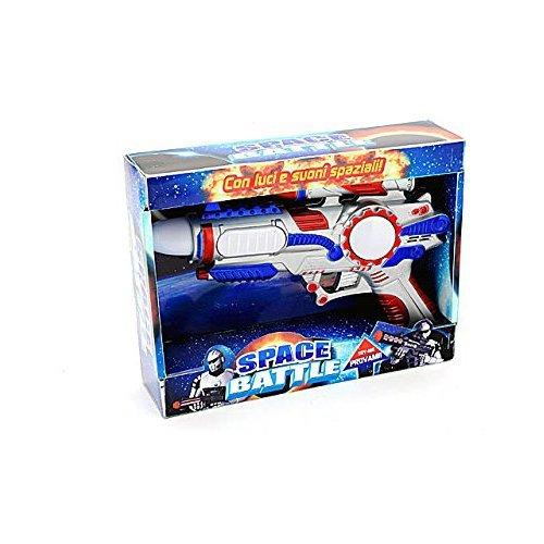 Space Battle Pistola Spaziale Interattiva Con Luci E Suoni 36639
