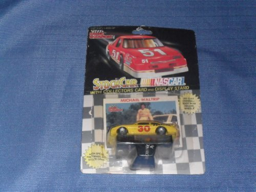 1991-nascar-racing-champions-michael-waltrip-30-pennzoil-1-64-diecast-includes-collectors-card-and-d