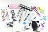 Lot de 24 thèmes musicaux petites choses pour Calendrier de l\'Avent / Party Bag / remplisseur de bas (24 pièces)