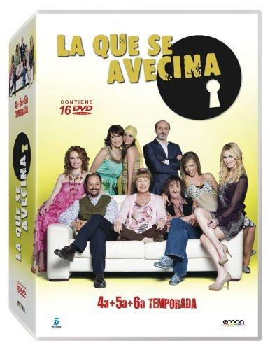 La Que Se Avecina - Edición 4, 5, 6 [DVD]