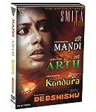 The Unforgetable Smita Patil (Set of 4 D...