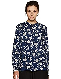 Van Heusen Woman Women's Floral Regular fit Polo