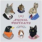 Berkley Bestiary Animal Portrait 2018 Calendar (Calendars 2018)