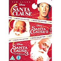 The Santa Clause Movie Collection