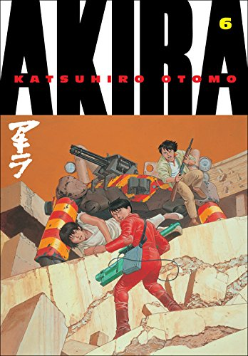 Akira Volume 6 (Akira Reissues)