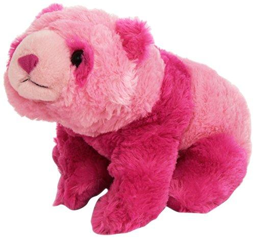 Wild Republic - Cuddlekins Vibes, peluche panda, 30 cm, color rosa (12