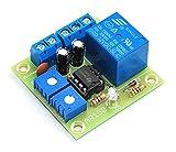 ArliKits AR150 Timer mit Relais Bausatz Zeitschalter Intervalltimer Blinklicht LED-Anzeige Zeitsteuerung