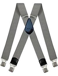 neue Version Professionel abholen Suchergebnis auf Amazon.de für: hosenträger - Silber: Bekleidung