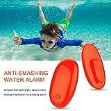 kengbi Alarme Anti-fracassante pour Enfant, système de détection Intelligent, léger et portatif pour Bord de mer ou Plage de Piscine