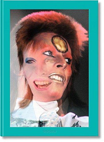 Mick Rock: The Rise of David Bowie, 1972-1973 par Barney Hoskyns, Michael Bracewell
