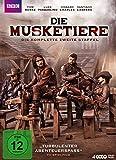 Die Musketiere - Die komplette zweite Staffel [4 DVDs]