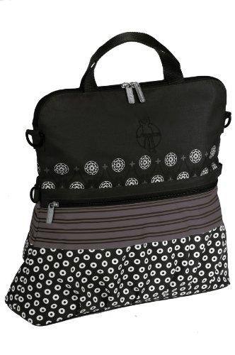 Preisvergleich Produktbild Lässig Kinderwagen-/Wickeltasche Casual Buggy Bag, Multimix black