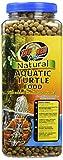 Zoom crecimiento natural de la tortuga acuática de Alimentos, 369 g