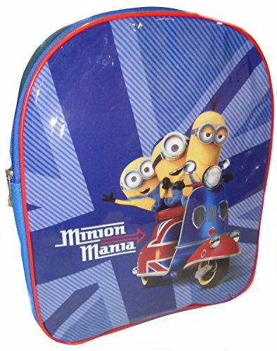 Despicable Me Minion cyclomoteur junior à dos
