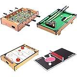 Futbolín infantil / billar / snooker / tenis de mesa / 3-5 años paquetes de juguetes para niños ( Color : B )