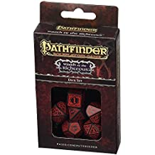 Set de Dados (7) Pathfinder: Wrath of the Righteous