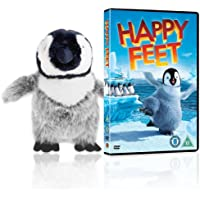 Happy Feet - Limited Edition With 'Mumble' Plush Toy