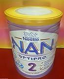 Nestle Milk NAN 2 From 6 months 1 Tin X 800g