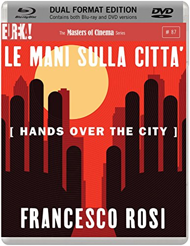 Le Mani Sulla Città (Hands Over the City)(Masters of Cinema) (Dual Format Edition) [Blu-ray + DVD] [1963] [UK Import]