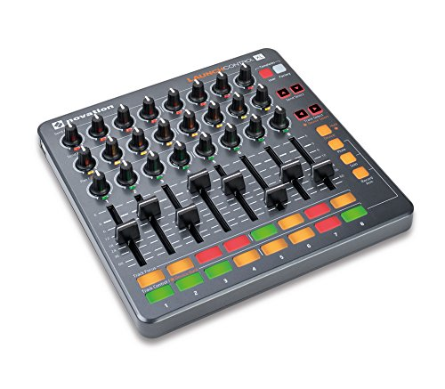 Novation Launch Control XL controller/mixer/launchpad per Ableton Live