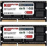 Komputerbay MACMEMORY 8GB Dual Channel Kit 2x 4GB 204pin 1.35v DDR3-1867 SO-DIMM 1867/14900S (1867MHz, CL13) for Apple iMac 27 5K (Late 2015)