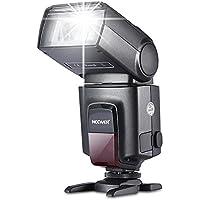 NeewerTT560-Blitz Speedlite, Flash para Canon Nikon Sony Olympus Panasonic Pentax Fujifilm Sigma Minolta Leica y otras cámaras SLR Digital SLR réflex con contacto único