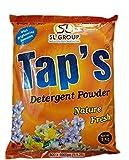 Tap's Detergent Powder - All type of Washing Machine (Value Pack)