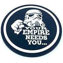 Imperio necesita Stormtrooper Star Wars PVC imán de nevera grande