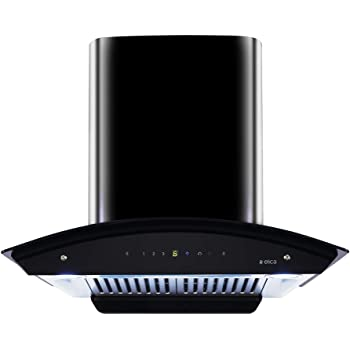 Elica 60 cm 1200 m3 hr Auto Clean Chimney with Free Installation Kit (WD  HAC Touch BF 60 MS e48cece96