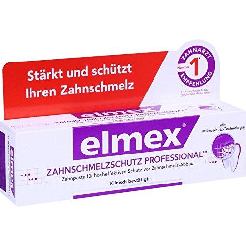 ELMEX Zahnschmelzschutz PROFESSIONAL Zahnpasta 75 ml Zahnpasta
