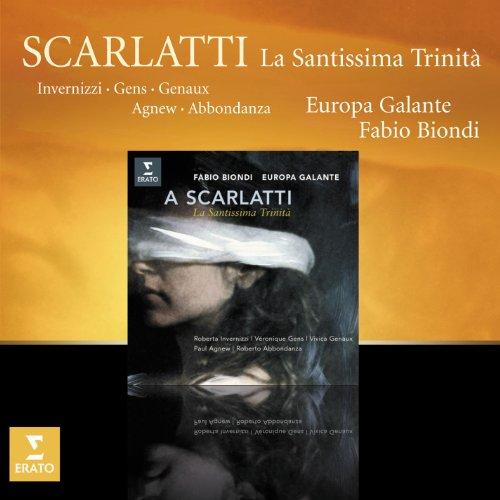 Oratorio Per La Santissima Trinità, Prima Parte: Recitativo - Con L'ali Al Piede (Tempo)