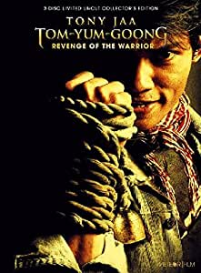 Tom Yum Goong - Revenge of the Warrior - 3-Disc Limited Uncut Collector's Edition auf 666 Stück/Mediabook Cover A [Blu-ray]
