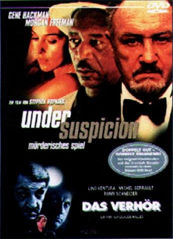 Under Suspicion - Mörderisches Spiel/Das Verhör [Limited Edition] [2 DVDs]