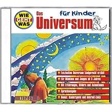 Wie geht was. Das Universum für Kinder. CD- ROM für Windows 95/98/2000