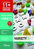 11+ Practice Papers Multiple-choice Variety Pack 3: Contains 4 Tests - Maths 11C, Eng 11C, VR 11C, NVR 11C (The Official 11+ Practice Papers)
