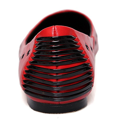Nine SevenFlat Shoes - Ballet donna Red
