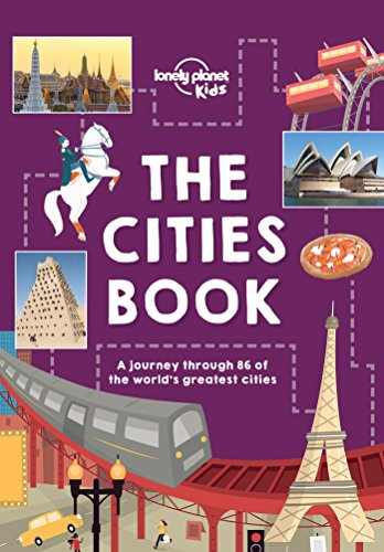 The Cities Book (Lonely Planet Kids) (English Edition) por Lonely Planet Kids