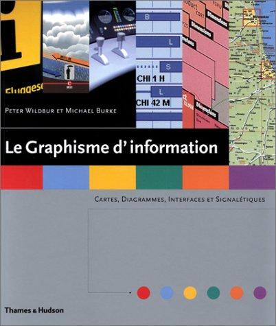 Le Graphisme d'information : Cartes, diagrammes, interfaces et signalétiques