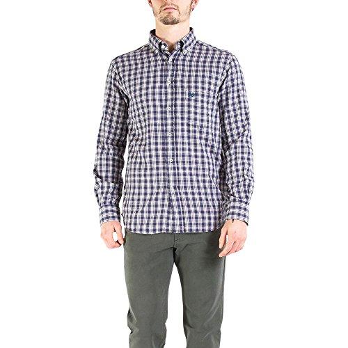 Carrera Jeans - Hemd 213B1220A für mann, Flanell Gewebe, regular fit, langarm Blu 689